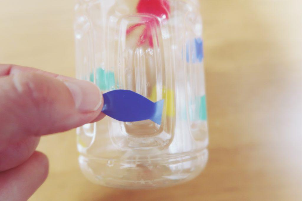 ペットボトルシャワーの作り方
