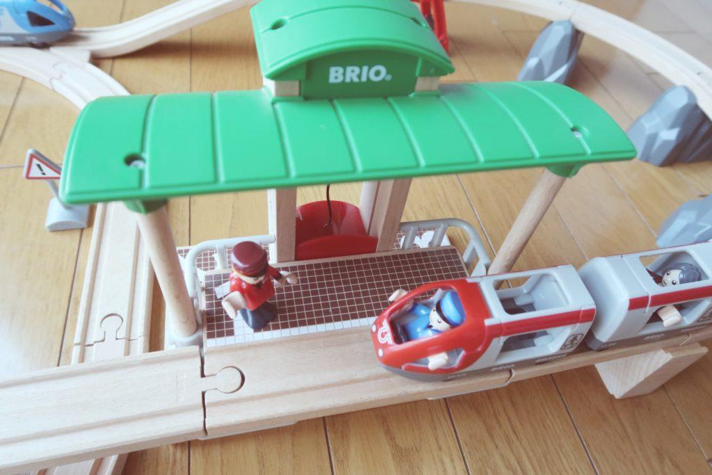 BRIO(ブリオ)トラベルレールセット