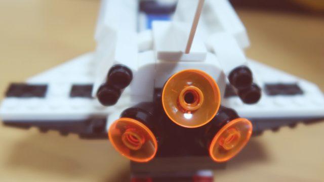 レゴ(LEGO)スペースシャトル